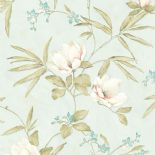 Fiore Wallpaper FO 3203 or FO3203 By Grandeco For Galerie